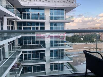 2 Bedroom Apartment for Rent in Dubai Studio City, Dubai - Furnished l Balcony l Garden View