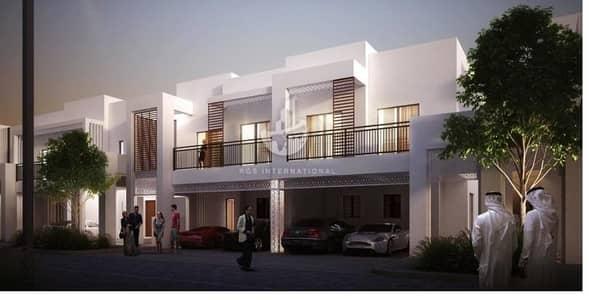 3 Bedroom Villa for Sale in Eagle Hills Fujairah Beach, Fujairah - STUNNING VIEW LUXURY 3BR AMAZING PAYMENT PLAN