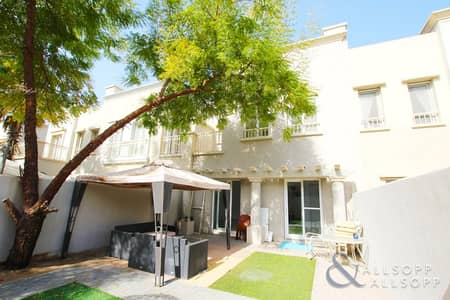 2 Bedroom Townhouse for Rent in The Springs, Dubai - Springs 15 | 2 Bed + Study | Available Now