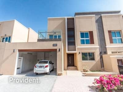 فیلا 3 غرف نوم للايجار في البرشاء، دبي - Huge Modern Villa | Quiet and Safe Community