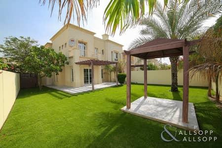 فیلا 4 غرف نوم للبيع في الينابيع، دبي - Fully Upgraded | 4 Bedrooms Villa | Maids