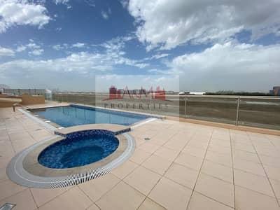 فلیٹ 2 غرفة نوم للايجار في روضة أبوظبي، أبوظبي - EXCELLENT DEAL.: Brand New 2 Bedrooom Apartment  in Rawdhat With Balcony Offering  12 Payments.!