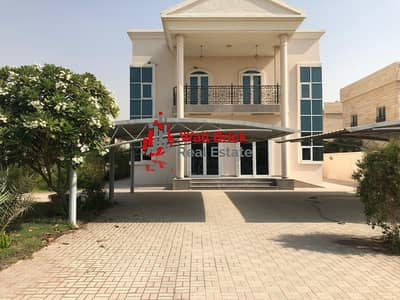 5 Bedroom Villa for Rent in Al Barsha, Dubai - Spacious