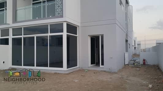 تاون هاوس 4 غرف نوم للايجار في مدن، دبي - Semi Detached I 4Bedroom + Study I Arabella 1