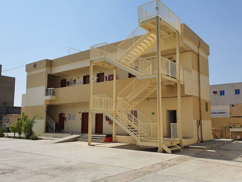 STAFF ACCOMMODATION AVAILABLE IN MUSAFFAH
