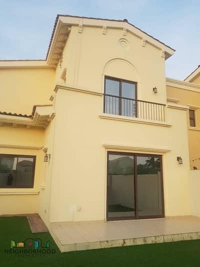 فیلا 3 غرف نوم للايجار في ريم، دبي - Type B Unit I Single Row I 3 Bed + Study