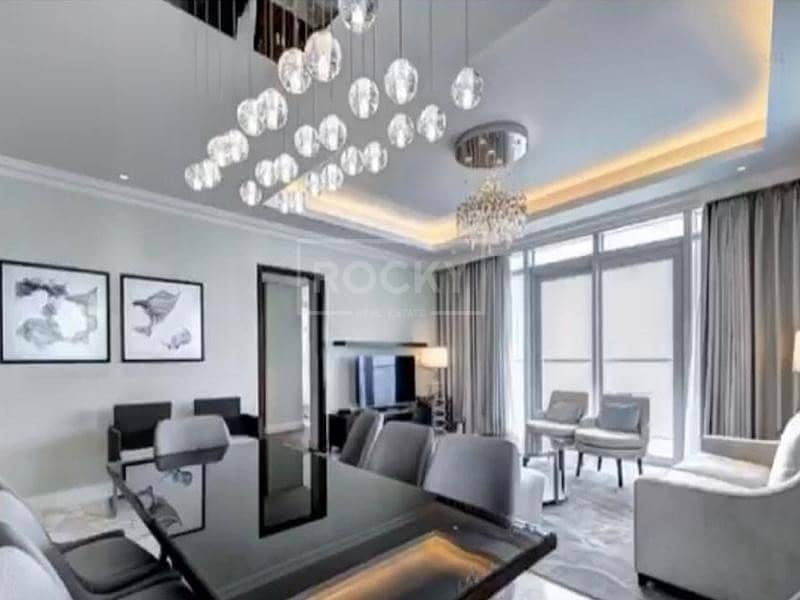 2 Brand New | Fully Furnished | Higher Floor