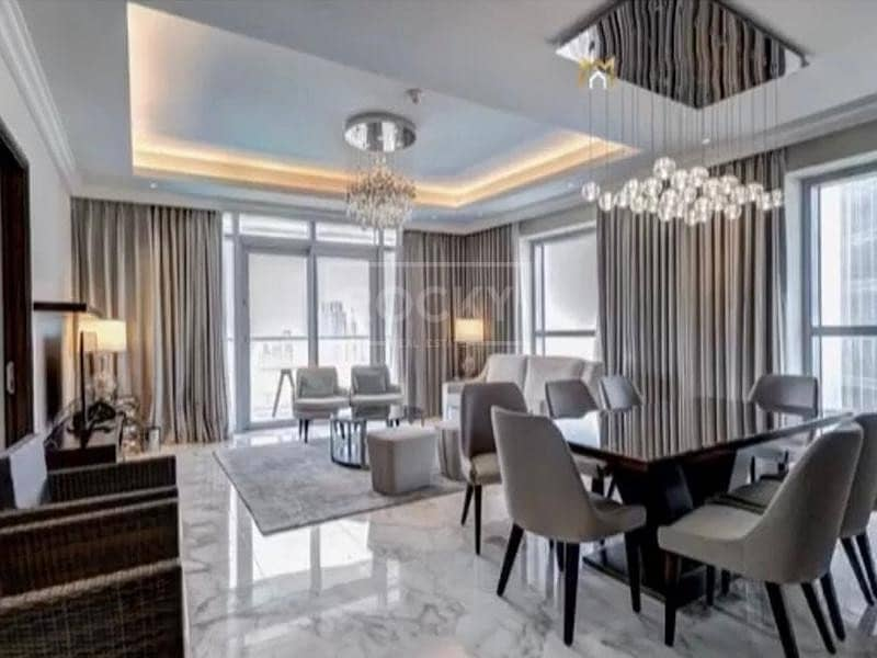 22 Brand New | Fully Furnished | Higher Floor
