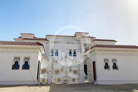 11 Bedroom Villa for Rent in Shakhbout City (Khalifa City B), Abu Dhabi - Huge and Elegant Villa with 20 Bedrooms