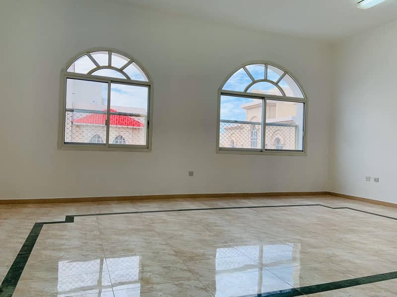 STUNNING 03 Bedrooms,Hall,Big Kitchen, Also With Parking Located Near Khalifa University Muroor 80k Only.
