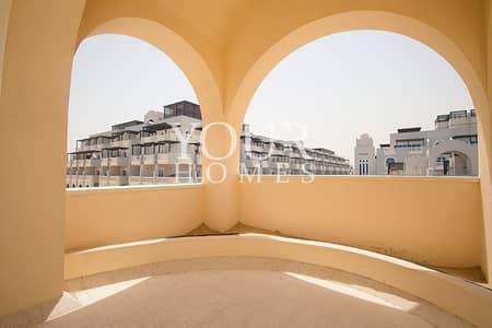 5 Bedroom Townhouse for Sale in Jumeirah Village Circle (JVC), Dubai - WA | Corner Huge 5 BHK+Maid