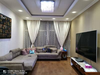 3 Bedroom Flat for Sale in Al Sawan, Ajman - 3 bhk open view partial sea view with parking for sale in Ajman one tower