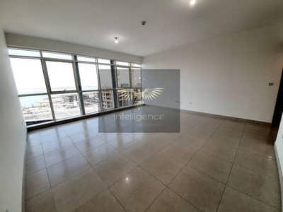 شقة 2 غرفة نوم للايجار في شاطئ الراحة، أبوظبي - Spacious Balcony! Amazing New Unit w/ Open Kitchen