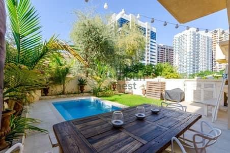 تاون هاوس 4 غرف نوم للبيع في مدينة دبي الرياضية، دبي - EXCLUSIVE   Type TH2   Upgraded Kitchen   Pool