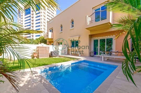 23 EXCLUSIVE | Type TH2 | Upgraded Kitchen | Pool