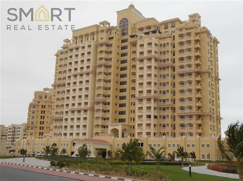 Wonderful Flat | Golf & Lagoon Views | With Balcony
