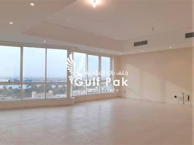 3 Bedroom Flat for Rent in Corniche Area, Abu Dhabi - 3BHK+Maid Room+Gym+Pool+Parking near Oryx Nursery