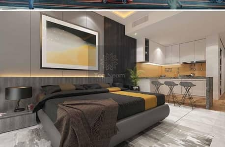 فلیٹ 3 غرف نوم للبيع في مجمع دبي ريزيدنس، دبي - Easy Payment Plan Apartment in The V Tower