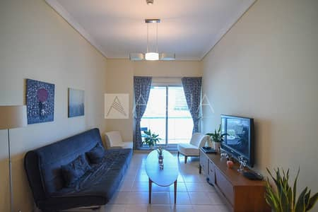 1 Bedroom Flat for Rent in Jumeirah Lake Towers (JLT), Dubai - Prime Location | Lake Views | Large Balcony