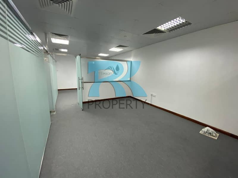 2 FITTED AND FURNISHED OFFICE IN JLT