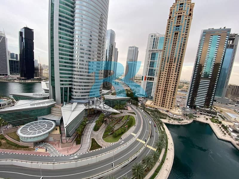 11 FITTED AND FURNISHED OFFICE IN JLT