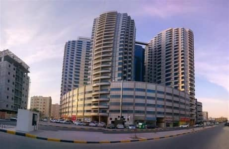 Beautiful 1 bedroom for rent in falcon tower Ajman