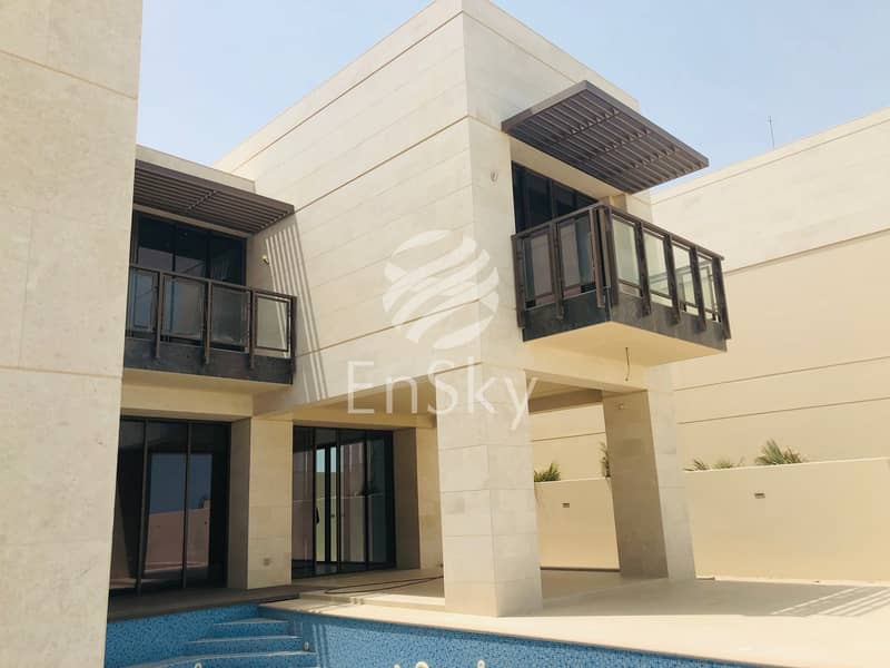 2 0% Transfer | Type 8 Villa with Garden View