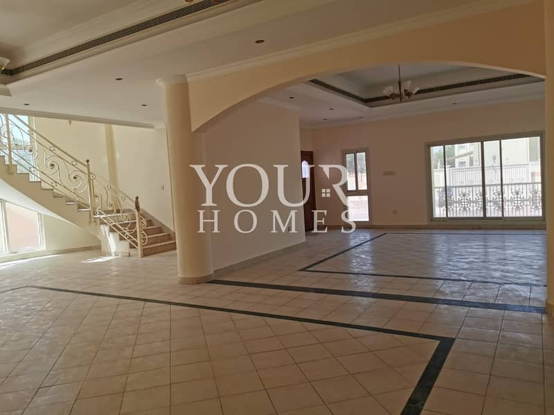 2 ES || Spacious villa with Private pool | for Rent 220K