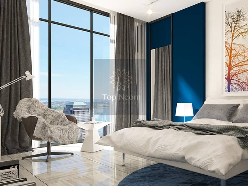 2 Suitable Payment  Plan Apartment in O2 Tower