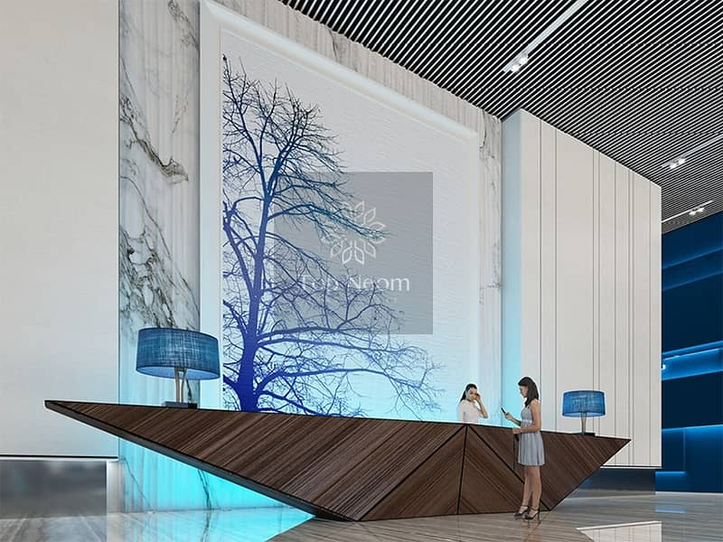 11 Suitable Payment  Plan Apartment in O2 Tower