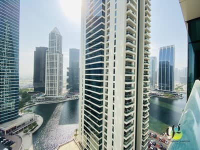 2 Bedroom Apartment for Rent in Jumeirah Lake Towers (JLT), Dubai - Prime Location// Bright// Spacious Apt~