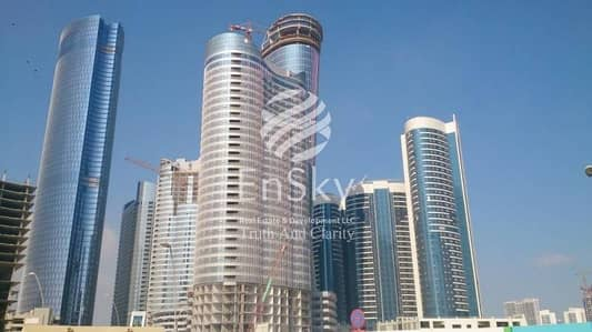 High Floor Brand New Vacant Unit with a Water View