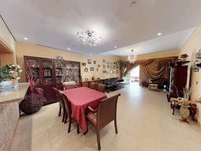 فلیٹ 3 غرف نوم للايجار في نخلة جميرا، دبي - Multiple cheques | Fully furnished | F type
