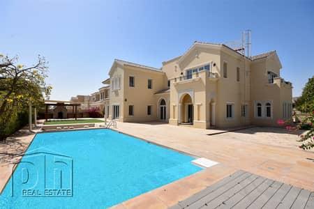 فیلا 6 غرف نوم للايجار في المرابع العربية، دبي - Upgraded & Extended - Ideal Family Home