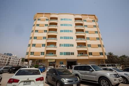 فلیٹ 1 غرفة نوم للايجار في منطقة الكرامة، عجمان - شقة في منطقة الكرامة 1 غرف 22000 درهم - 4554301
