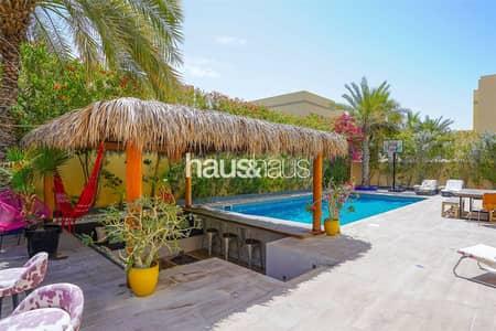 فیلا 6 غرف نوم للبيع في المرابع العربية، دبي - Exclusive | Serious Seller | Upgraded 6 Bed