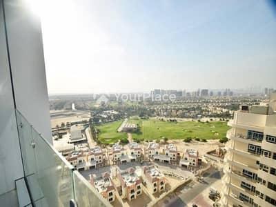 استوديو  للايجار في مدينة دبي الرياضية، دبي - Multiple Cheques - Golf View - Parking