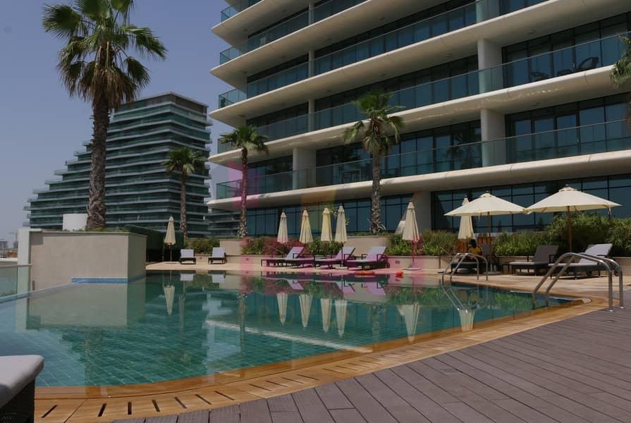شقة في الهديل البندر شاطئ الراحة 65000 درهم - 4442406