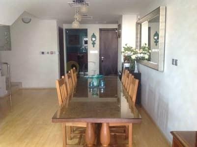 تاون هاوس 4 غرف نوم للايجار في قرية جميرا الدائرية، دبي - Townhouse|w/ Maid's room|Well Maintained
