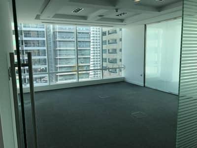 مکتب  للبيع في أبراج بحيرات الجميرا، دبي - Ready ROI | 3 parkings | Glass Cabins| Reef Tower