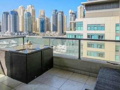 2 Bedroom Flat for Sale in Dubai Marina, Dubai - Great View|Great Price|2 Parkings|Vacant Soon