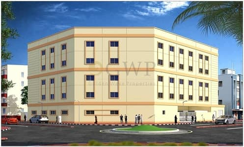 Labour camp for sale (132 Rooms) in Jebel Ali