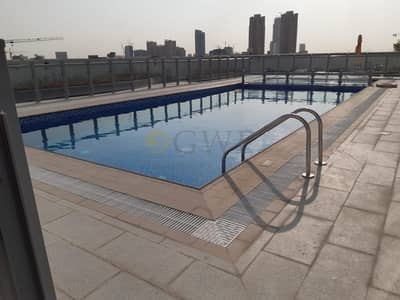2 Bedroom Flat for Rent in Jumeirah Village Circle (JVC), Dubai - 2 bed room  | community view| brand new