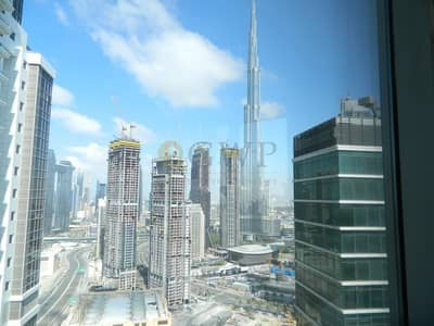 Office for Rent in Business Bay, Dubai - Great Ambiance|Glass Partitioned|Multiple parking