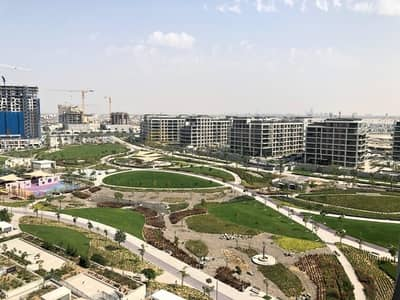 3 Bedroom Apartment for Rent in Dubai Hills Estate, Dubai - Largest Corner 3 bed Panoramic PARK AND POOL VIEW