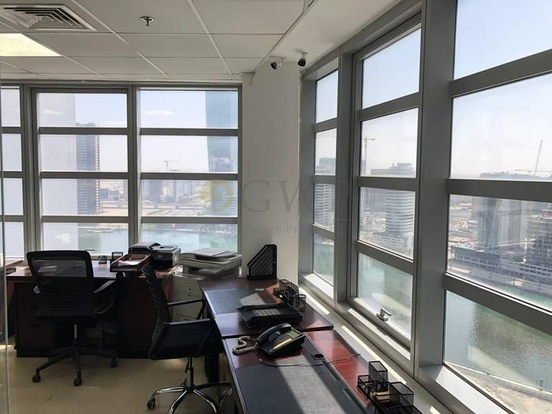 2 Full Canal View Fully Furnished 2 Parking