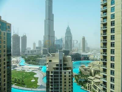 3 Bedroom Flat for Sale in Downtown Dubai, Dubai - DIRECT FROM OWNER|RENTED|GREAT PRICE|HIGH FLOOR