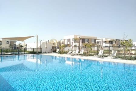 تاون هاوس 3 غرف نوم للايجار في دبي هيلز استيت، دبي - Close To Pool | Brand New | 4 Cheques |