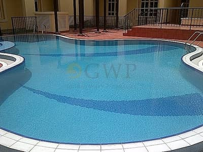 شقة 1 غرفة نوم للبيع في قرية جميرا الدائرية، دبي - Bigger Size | Full Privacy | Motivated Seller |
