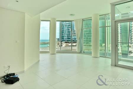 شقة 2 غرفة نوم للايجار في دبي مارينا، دبي - 2 Bedroom | Marina Views | Available Now